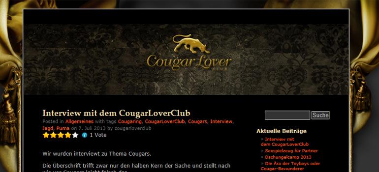 Cougar love rclub Erfahrungen