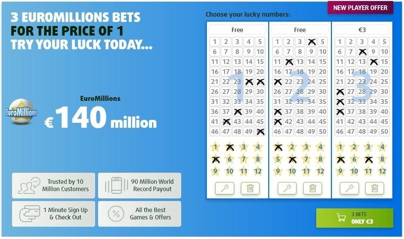 Lotterien bei Lottoland