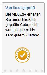 reBuy.de Auszeichnung