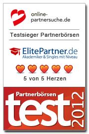 Partnervermittlung ELITEPARTNER: Erfahrungen und Testbericht