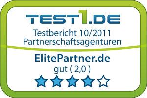 ElitePartner Auszeichnung