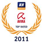Avira AntiVir Auszeichnung