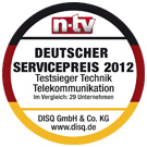 Kabel Deutschland Auszeichnung