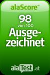 Samsung Galaxy Note 2 Auszeichnung
