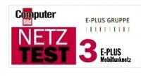 E-Plus Netz Auszeichnung