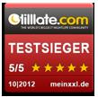 MeinXXL.de Auszeichnung