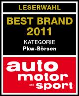 AutoScout24 Auszeichnung