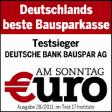 Deutsche Bank Auszeichnung