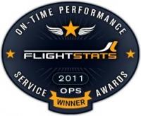 Alaska Airlines Auszeichnung