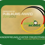 Legoland Auszeichnung