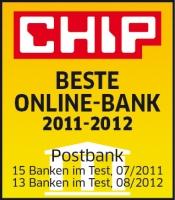 Postbank Auszeichnung