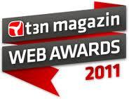 WordPress Auszeichnung