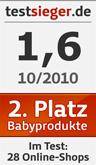 Babyprofi Auszeichnung