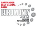 Santander Bank Auszeichnung