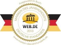 WEB.DE Auszeichnung