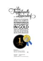 Therme Loipersdorf  Auszeichnung