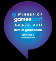 Battlefield 3 Auszeichnung