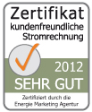 Mark-E Auszeichnung