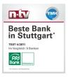 PSD Bank Auszeichnung