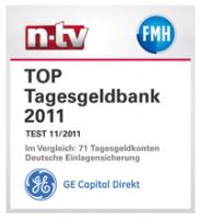 GE Capital Direkt Auszeichnung