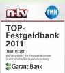 GarantiBank Auszeichnung