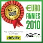 Air Baltic Auszeichnung