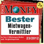billiger-mietwagen.de Auszeichnung