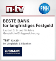 fmh beste bank f r langfristiges geld 12 2011. Black Bedroom Furniture Sets. Home Design Ideas
