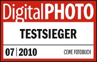 CEWE FOTOBUCH Auszeichnung