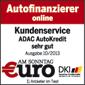 ADAC AutoKredit Auszeichnung