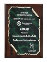 Frankonia Auszeichnung