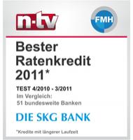 SKG Bank Auszeichnung