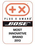 Bose Auszeichnung