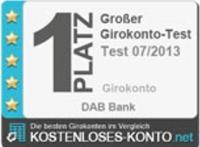 DAB Bank Auszeichnung