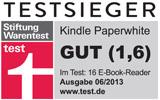 Kindle Paperwhite Auszeichnung