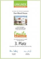 DAN-WOOD Auszeichnung