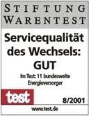 Stadtwerke Flensburg Auszeichnung