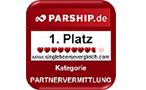 Parship.de Auszeichnung