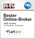 FLATEX Auszeichnung