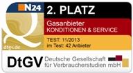 123energie Auszeichnung