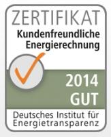 Stadtwerke Bonn Auszeichnung