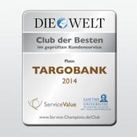 Targobank Auszeichnung