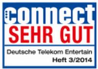 Telekom Entertain Auszeichnung
