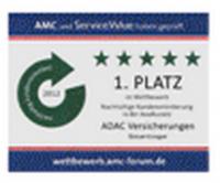 ADAC Auszeichnung