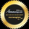 Norwegian Auszeichnung