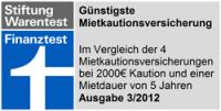Deutscher Mietkautionsbund Auszeichnung