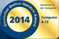 Cyberport Auszeichnung