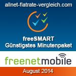 freenetmobile Auszeichnung