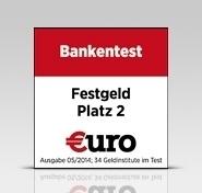 VTB Bank Auszeichnung