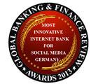 Fidor Bank Auszeichnung